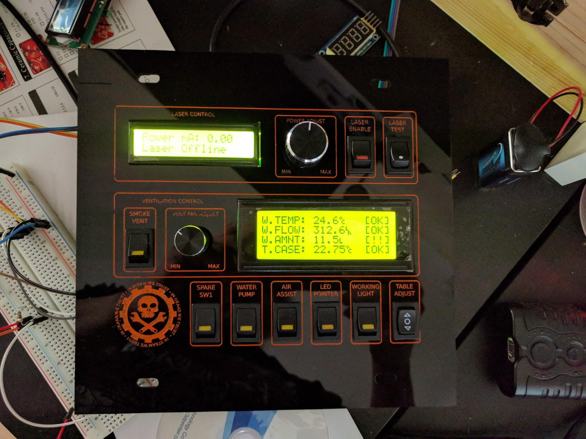 K40 Laser update 3 – Steamworx net