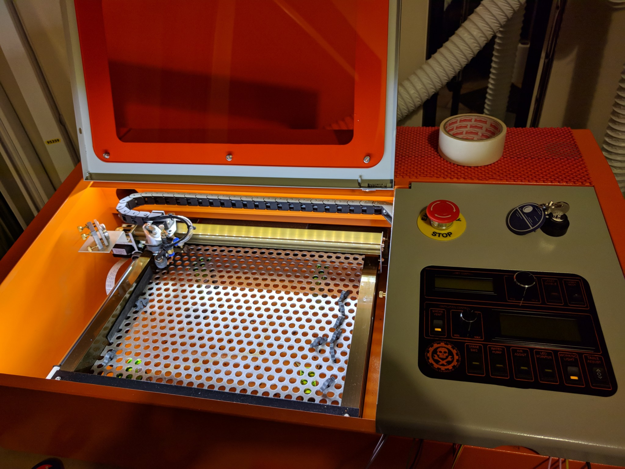 K40 – Steamworx net