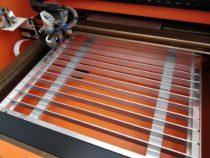 K40 Laser table